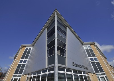 Development : Beswick House, Orford Park, Leigh